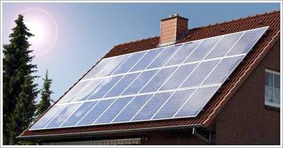 Solardach reinigen